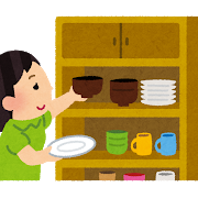 汚部屋で不要になった食器棚の処分費用と方法9選!東京都編